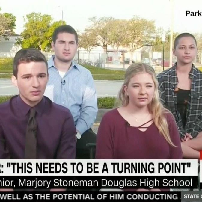Florida High School Shooting Survivors Announce A March On