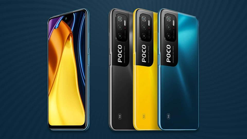 POCO M3 Pro 5G, with a 90Hz display, goes official