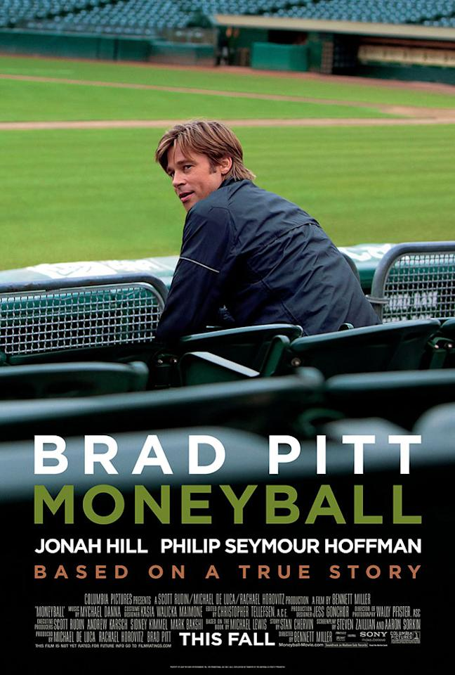 """Best Picture Nominee: """"Moneyball"""""""