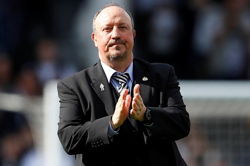 Rafael Benitez Rules Himself Out of Arsenal and Everton Jobs