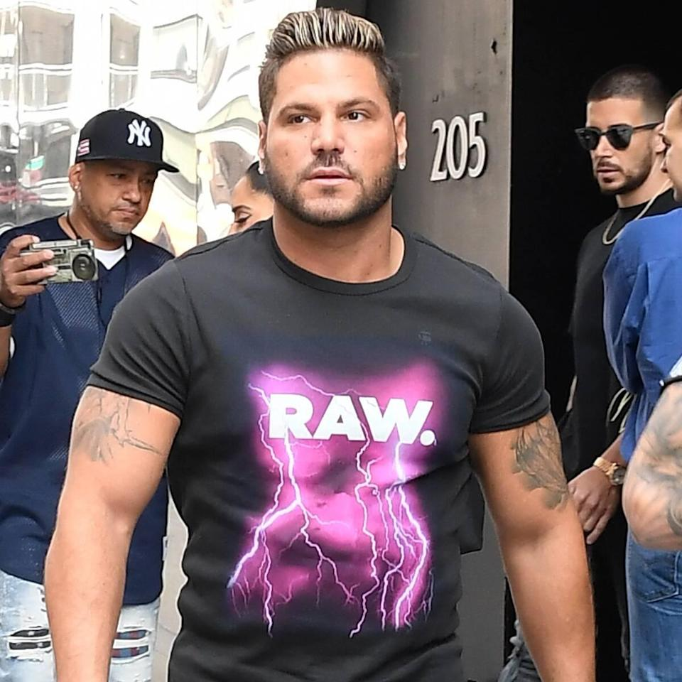 ronnie mtv jersey shore