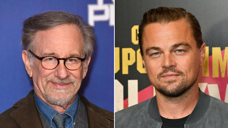 Spielberg in talks to direct DiCaprio in biopic