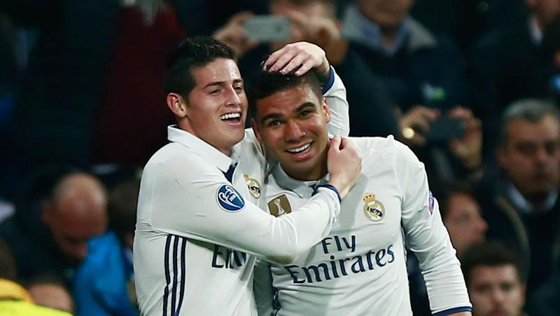 James: I want to stay at Madrid for a long time