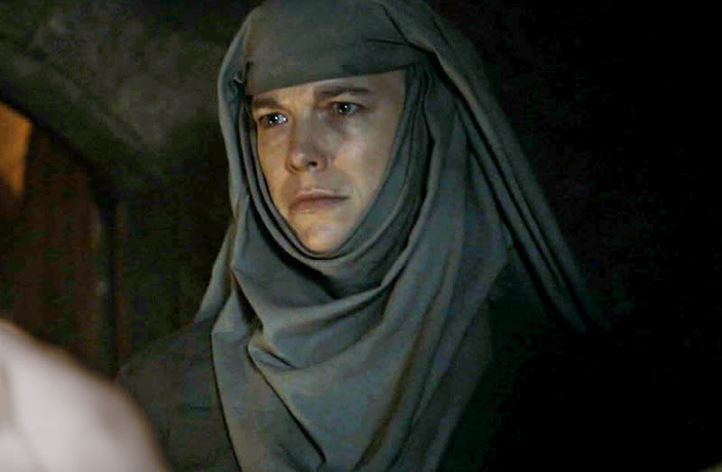 The Shame Nun from Game of Thrones is actually a lowkey