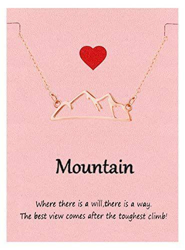 """<p><strong>Your Always Charm</strong></p><p>amazon.com</p><p><strong>$12.99</strong></p><p><a href=""""https://www.amazon.com/dp/B07Q1BCFC8?tag=syn-yahoo-20&ascsubtag=%5Bartid%7C2140.g.33863839%5Bsrc%7Cyahoo-us"""" rel=""""nofollow noopener"""" target=""""_blank"""" data-ylk=""""slk:Shop Now"""" class=""""link rapid-noclick-resp"""">Shop Now</a></p><p>Here's a gift that lets your loved one truly take the mountains with them wherever they go. </p>"""