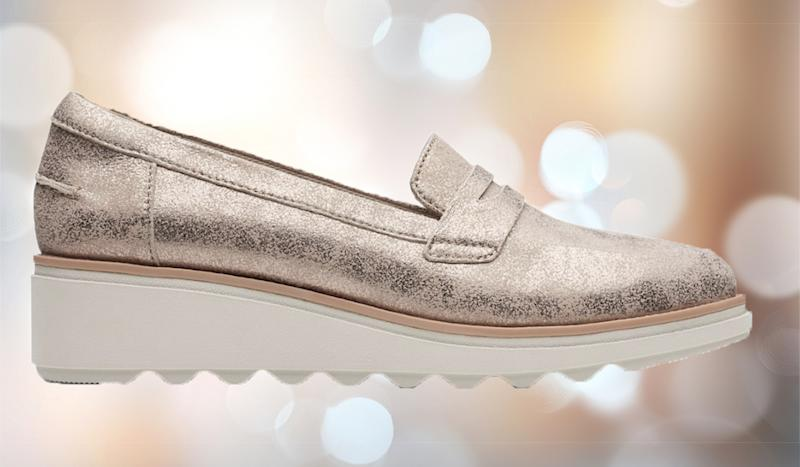 Teachers — this shoe is practically made for you. (Photo: Clarks)