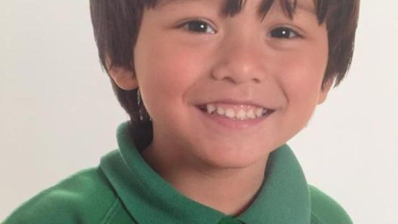 BARCELONA ATTACK MISSING AUSTRALIAN BOY
