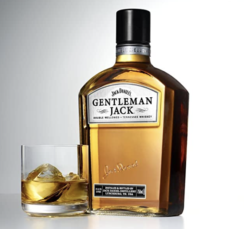 Jack Daniels Gentlemans Jack Bourbon, 750ml. PHOTO: Amazon