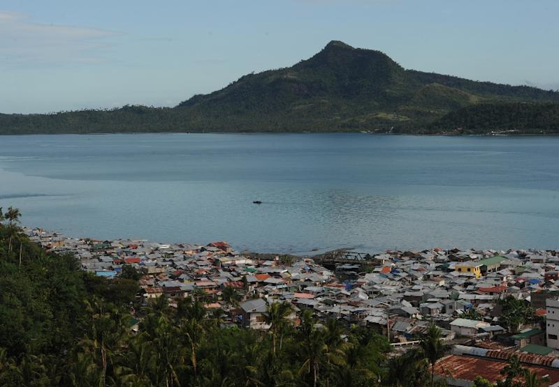 A general view of Tacloban City two years after the devastating typhoon hit the city (AFP Photo/Ted Aljibe)