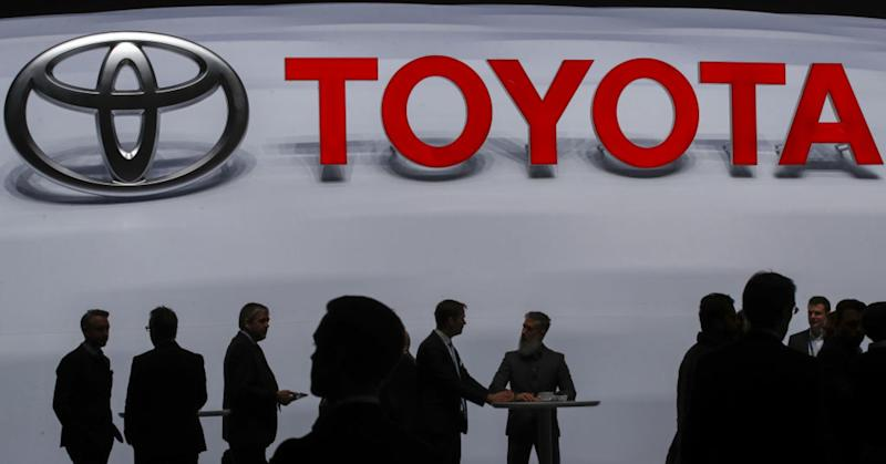 Japan's Toyota and SoftBank to form joint venture for new mobility services