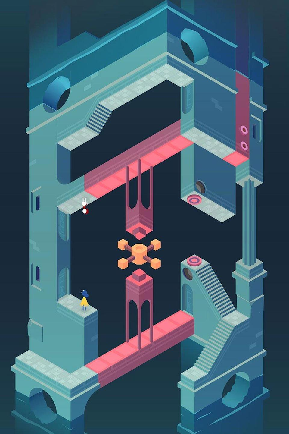 Monument Valley 2 is created by London-based studio ustwo (ustwo)