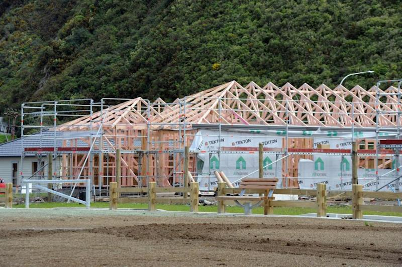 Half of the homes will be in Auckland. Photo: SNPA