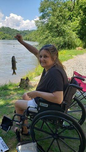 Karen Ball's friend took her on a rare trip outside her house to a river. She had a heart attack May 2 that led to two surgeries and a blood infection from a catheter, according to hospital records.