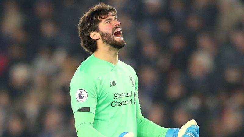 'Alisson is by far the best goalkeeper in the world' - Lonergan hails 'flawless' Liverpool No 1