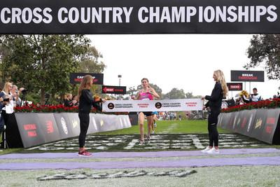 Zofia Dudek Captures First-Place Title at the 41st Annual Foot Locker Cross Country Championships National Finals Presented by Eastbay