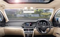 In terms of interiors, the new Elantra is more feature rich with the Blue Link App implying that it is a connected car. The Elantra also has a powered driver's seat, an electric sunroof, ventilated seats and dual zone climate control -- these features are lacking in the Creta.