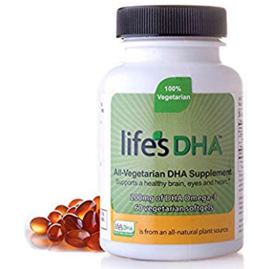 Packed with Omega-3-rich algae, this supplement is free of ocean-borne contaminants. (Photo: Amazon)
