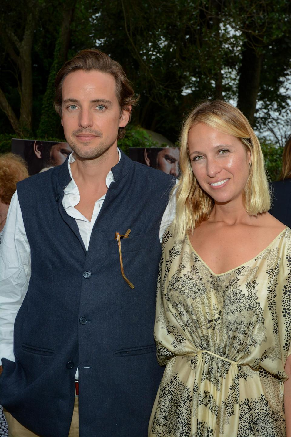 The designer was also married to one of Harry's best friends, Alexander Gilkes [Photo: Getty]
