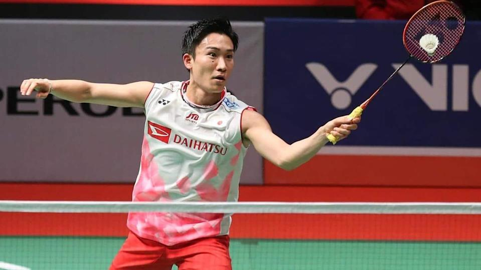 Badminton world number one Kento Momota tests positive for COVID-19