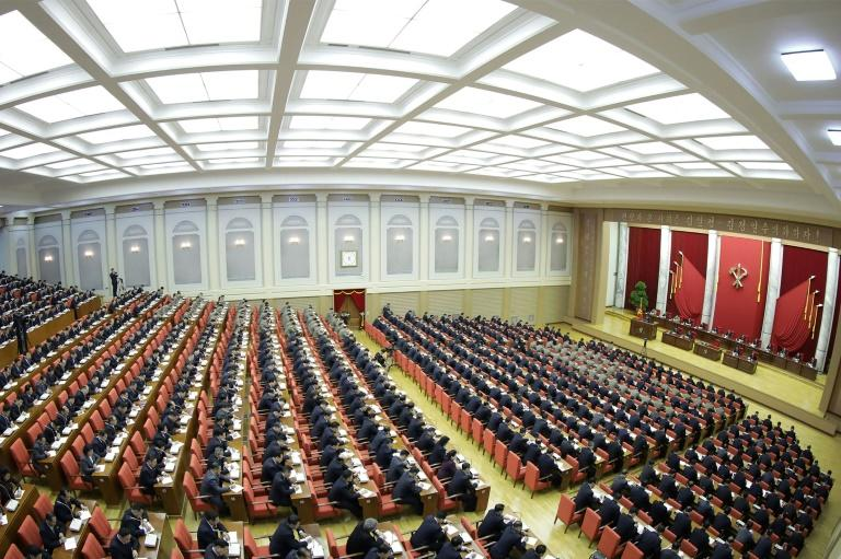 The plenary of the Workers' Party of Korea is being held amid widespread speculation that Pyongyang is preparing to test a ballistic missile