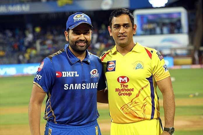 CSK and MI are set to clash swords again on 19th September (Credits: InsideSport)