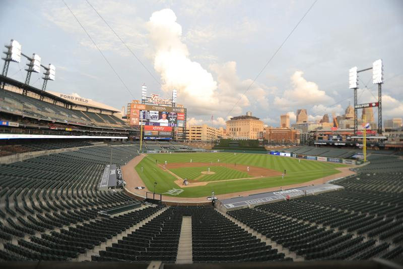 Furloughs, layoffs hit business side of Detroit Red Wings, Tigers, other Ilitch Holdings venues