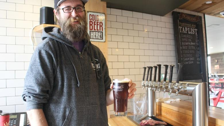 Fredericton brewers hustle post-flood to meet warm weather demand