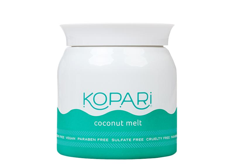"Kopari's Coconut Melt is just that -- 100% pure, organic coconut oil that's ""so pure it's absurd."" It's vegan, phthalate-free, cruelty-free and GMO-free, and it's so versatile it can be used for moisturizing skin, deep-conditioning hair, soothing baby skin, and rescuing tired under eyes. Basically, it's the all-bod beauty product your makeup bag is missing. <a href=""https://www.koparibeauty.com/products/organic-coconut-melt#SQiMBHJKpYSbjdc6.97"" target=""_blank"">Shop it here</a>."