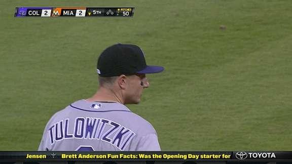 Troy Tulowitzki worth the price of admission because of plays like this