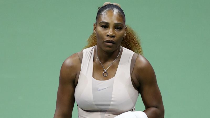 US Open 2020: Serena Williams trying to ease pressure she puts on herself