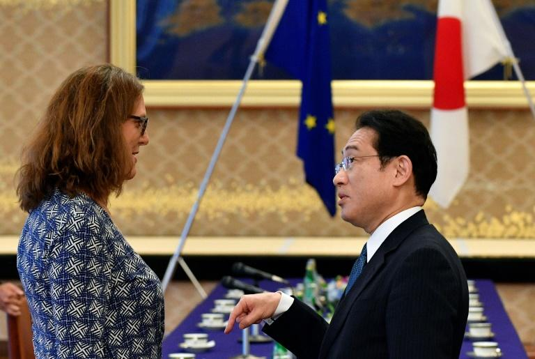 Japan-EU trade deal would be 'strong message' against protectionism