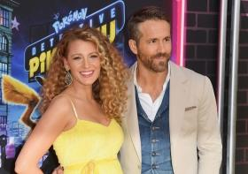 Blake Lively, Ryan Reynolds welcome baby number three