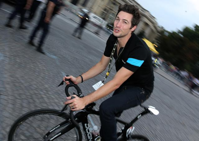Nicolas Portal died at home at the age of 40. (Jean Catuffe/Getty Images)