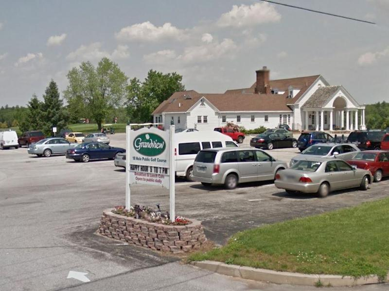 Owners of Groundview Golf Club apologised after asking a group of black women to leave: Google Street View