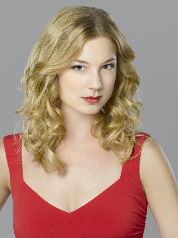 "<b>Emily VanCamp, ""Revenge"" (Actress, Drama) </b><br><br>Okay, we fully admit that ABC's glossed-up guilty pleasure soap doesn't really compare to some of TV's loftier dramas. But indulge us for a moment: What other young actress could convincingly play both the glamorous rich girl and the bad-ass ninja that are the two halves of Emily Thorne? We can't think of one. Throw in the awesome death stares she dishes out when contemplating the destruction of the Grayson family, and we'd actually vote for VanCamp over co-star Madeleine Stowe. (Sorry, Queen Victoria.)"
