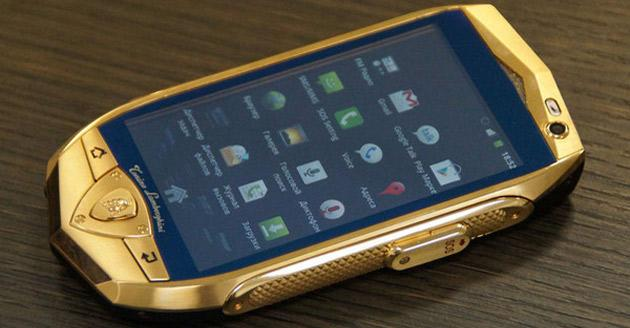 Gaudy Lamborghini Android tablet and phone will cost you more than