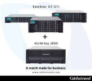 New SAN Solution by Infortrend Targets Mission-Critical Data Center Applications