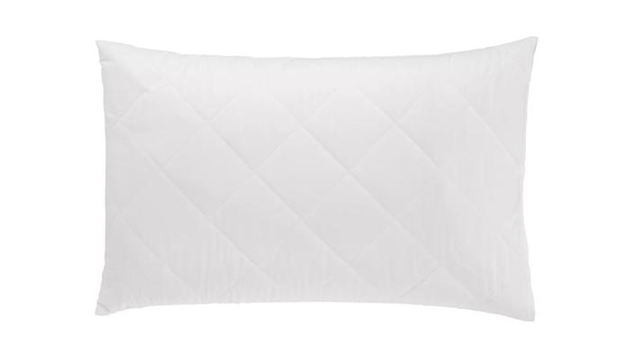 Quilted Microfibre Standard Pillow Protectors