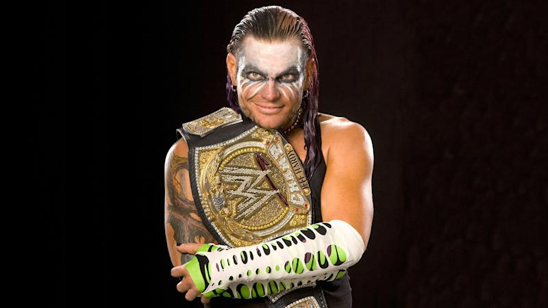 Jeff Hardy Involved In Single Car Crash Charged With Driving While