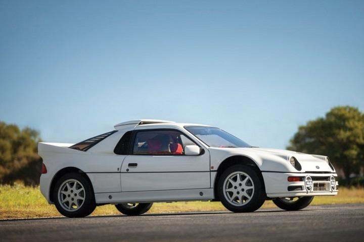 Ford RS200 4