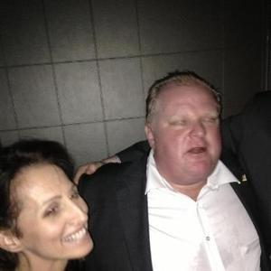 8. Rob Ford denies grabbing Sarah Thomson's ass
