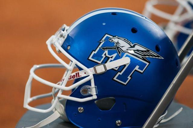 Two MTSU players are suspended after video of puppy abuse surfaced. (AP)