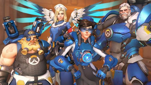 Some information has trickled out about the OWL (Blizzard)