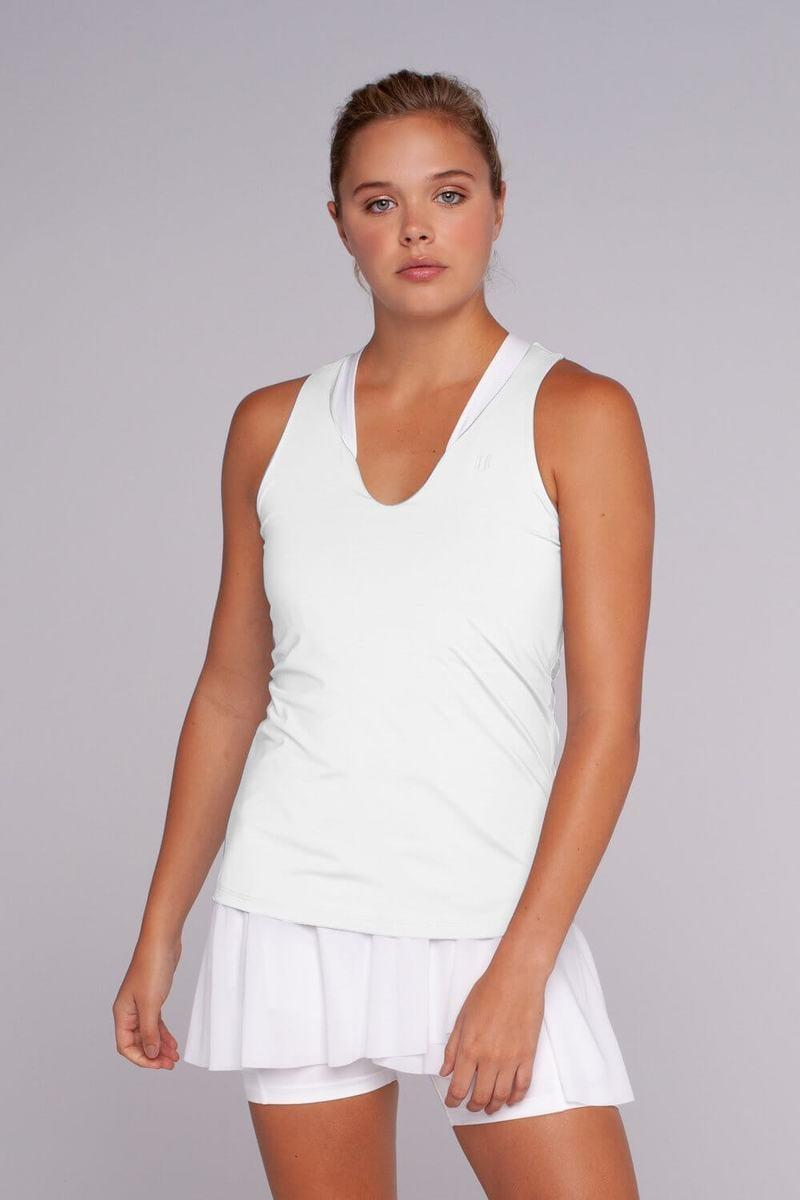 <p>You can't go wrong with this classic <span>Eleven by Venus Williams Love Tank</span> ($69).</p>
