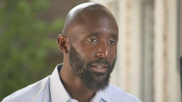 PHOTO: Lloyd Pierce, head coach of the NBA's Atlanta Hawks, is advocating for the arena in which his team plays to turn into a polling station for the November elections. (ABC News )