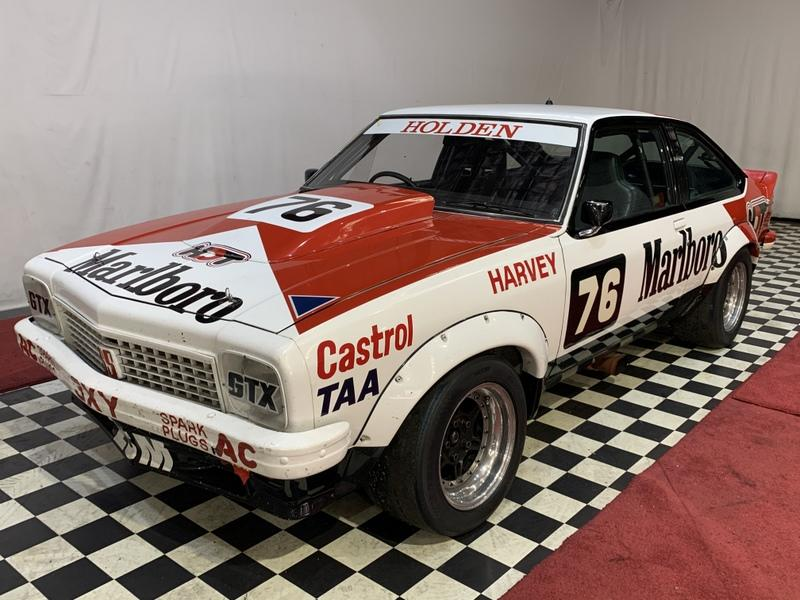 This iconic Holden could fetch as much as $2 million at auction. Source: Lloyd's Auctions.