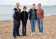 """<p><strong>What's his full name? </strong>James Alexander Philip Theo Mountbatten-Windsor.</p><p><strong>Who's he named after? </strong>James' middle name honours his grandfather, the late Prince Philip. While his first name could be attributed to King James I, a prominent figure in British history and the first monarch to rule both England and Scotland.</p><p><strong>His parents are: </strong>Prince Edward (the Queen's son) and <a href=""""https://www.cosmopolitan.com/uk/more/a37089454/sophie-wessex/"""" rel=""""nofollow noopener"""" target=""""_blank"""" data-ylk=""""slk:Sophie Wessex."""" class=""""link rapid-noclick-resp"""">Sophie Wessex.</a></p>"""