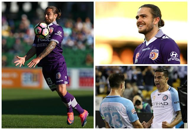 Having notched their first win of the A-League season, Perth Glory will turn their attention to high-flyers Melbourne City