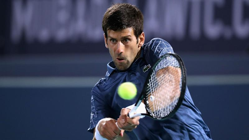 Djokovic rallies to overcome impressive Fucsovics in Doha
