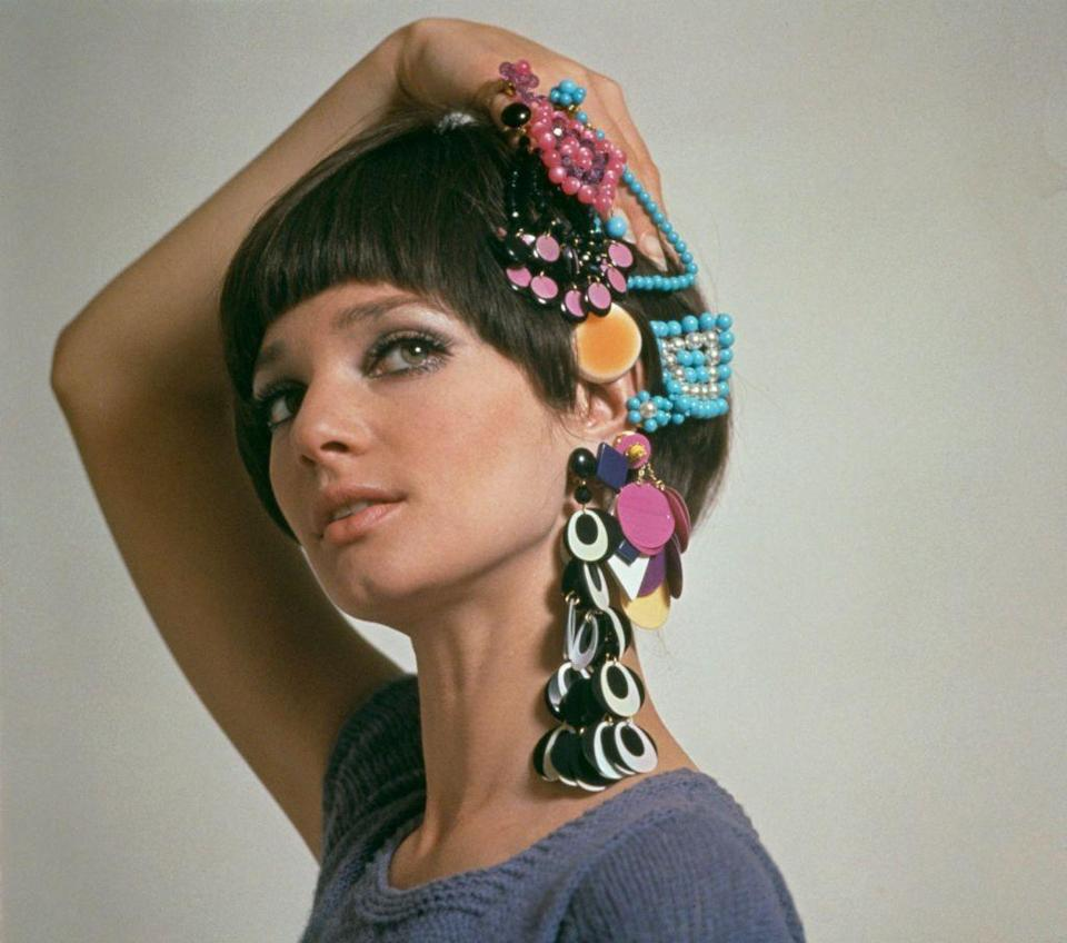 <p>If you follow the style set and emerging brands on Instagram, then you know that colorful jewelry with a nostalgic feel is having a major moment—from camp-inspired friendship bracelets and necklaces to the return of chunky plastic rings in psychedelic designs.</p>